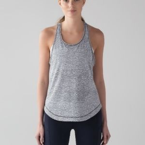 Lululemon Long Distance Tank